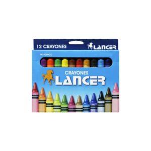 Crayón Lancer 8mm
